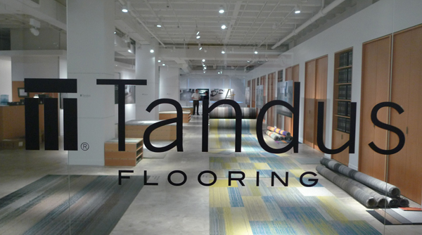 tandus flooring neocon 2012